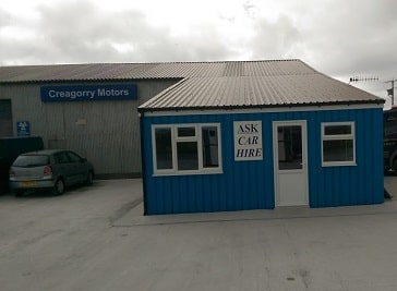 Ask Car Hire in Outer Hebrides