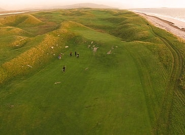 Askernish Golf Club in Outer Hebrides