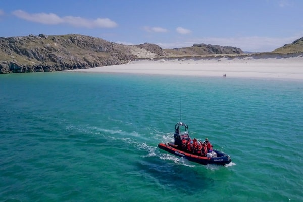 Boat Trips in Outer Hebrides