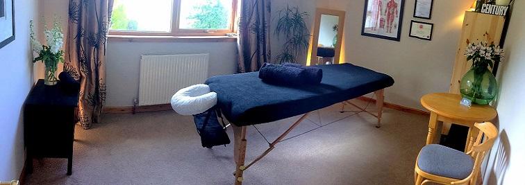 Flow Massage in Outer Hebrides