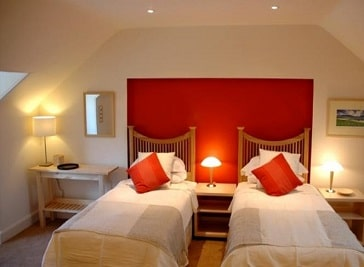 Harris Hotel in Outer Hebrides