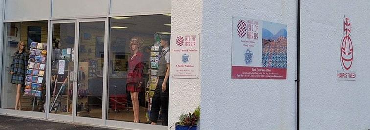Harris Tweed Isle Of Harris Shop in Outer Hebrides