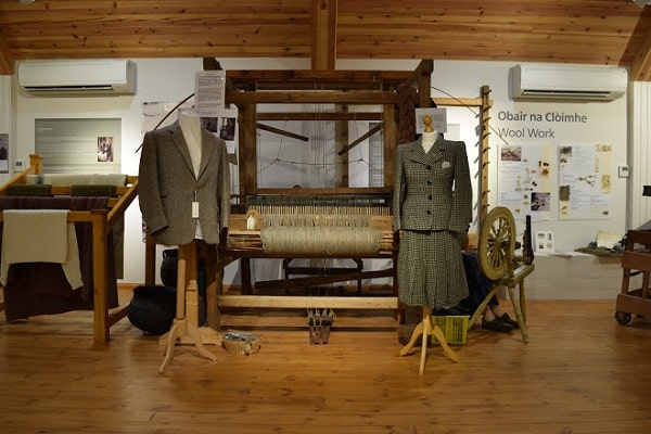Kildonan Museum in Outer Hebrides