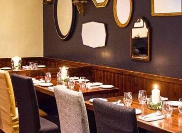 Baba Restaurant in Outer Hebrides