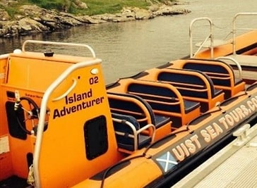 Uist Sea Tours in Outer Hebrides