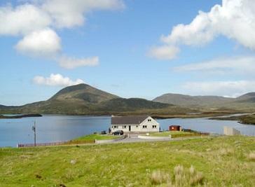 Grimisdale Guest House in Outer Hebrides