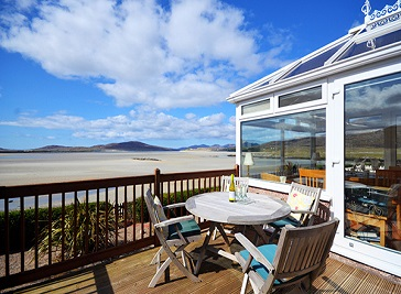Beul na Mara Guest House in Outer Hebrides